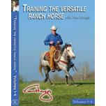 Training the versatile Ranch Horse with Van Hargis