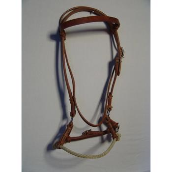 Sidepull single rope