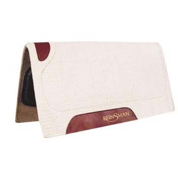 Reinsman Showpad m Uld/Fleece