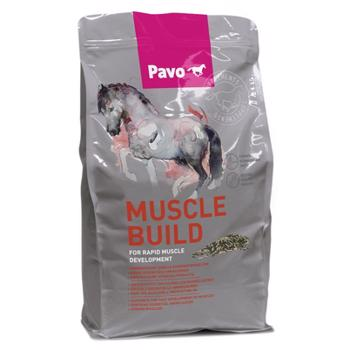 Pavo-Muscle Build, 3000g