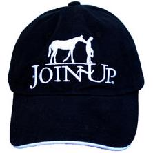 Join Up - Cap med Monty Roberts logo