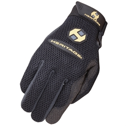 Air-Flow Roping Glove Black - Right Hand Only