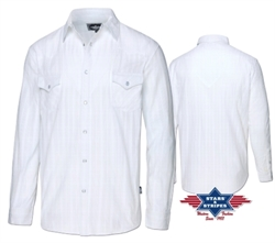 Stars & Stripes Joseph Farmer OLDSTYLE White