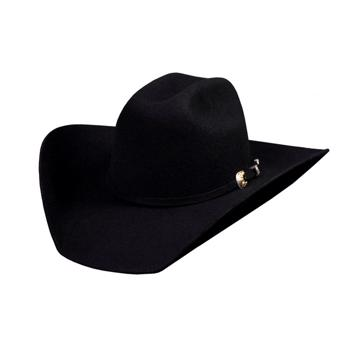 Elegant Kingman 4X filt hat BLACK