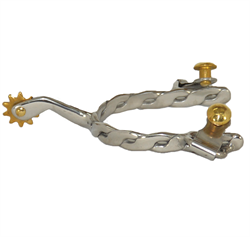 Circle Y Ladies Twisted spur