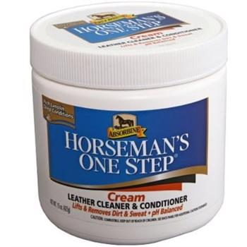 Horseman's One Step Leather Creme