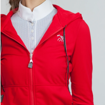 For Horses MAGGY Shirt - Red