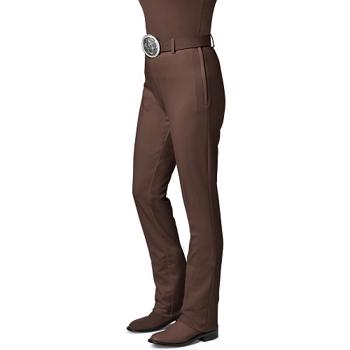 Hobby Horse EZEE Rider Showpants - Black el. Chocolate