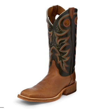 Justins MEN Boots Bent Rail COPPER CAPRICE