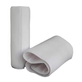 Lami-Cell No Bow Wraps - White