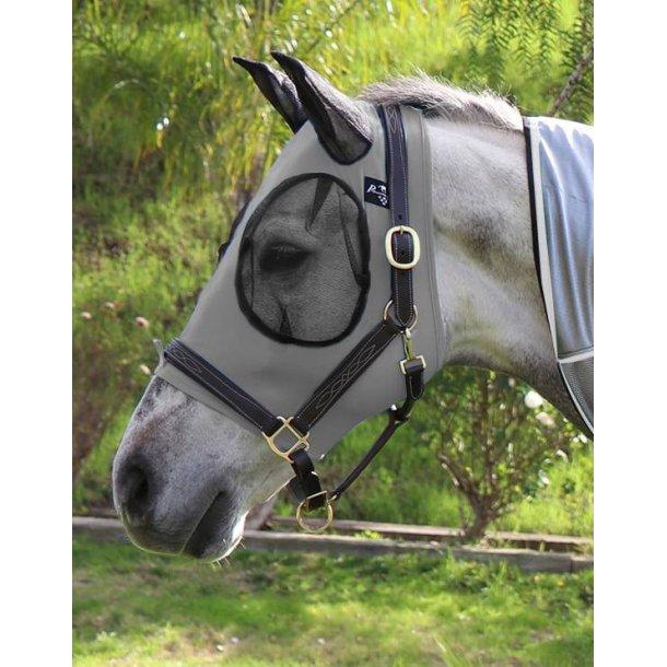 Comfort Fit Fly Mask - Charcoal