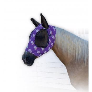 Comfort Fit Fly Mask - Unicorn