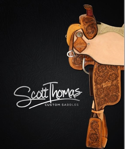 Scott Thomas Customs Saddles
