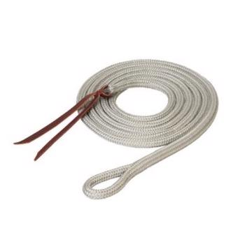 Weaver Yacht Braid Lead - Silver