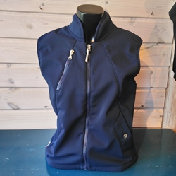 For Horses NAVY Softshell Vest XSmall